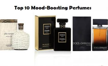 top 10 mood boosting perfumes