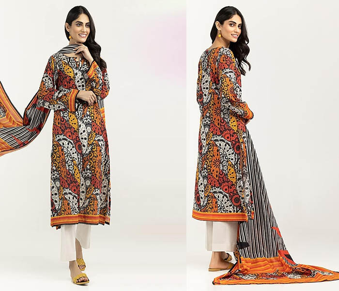 Gul Ahmed Summer Collection